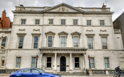 Iveagh House, The Department of Foreign Affairs Dublin